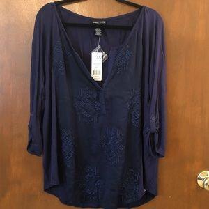 NWT RXB blouse